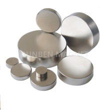 Customized round disc magnets rare earth neodymium magnet