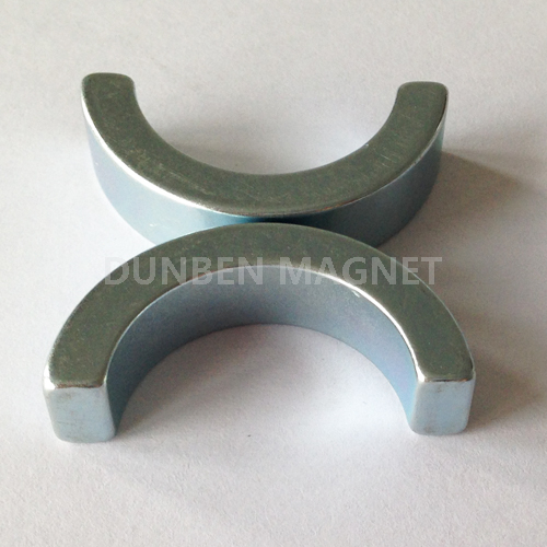 Super Strong Half Round Magnets/Half Ring Shaped Magnets