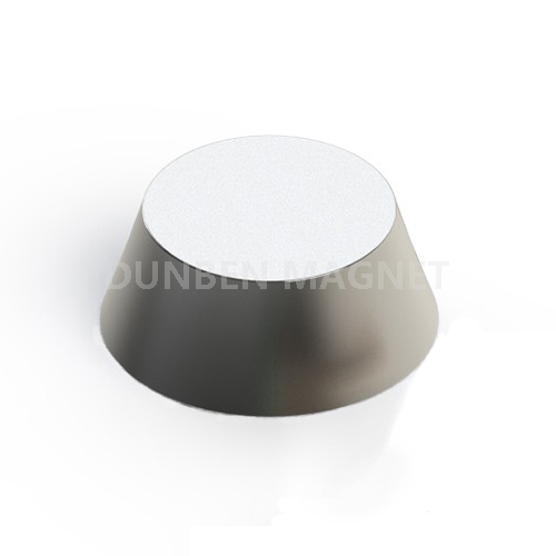 N38 circular truncated conical neodymium magnets