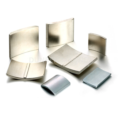 Customized NdFeB Arc Segment Permanent neodymium arc magnets