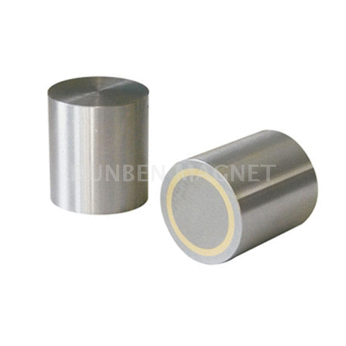 Alnico deep pot holding magnet With Nickel ,Holding Pot Magnet, Alnico holding magnet