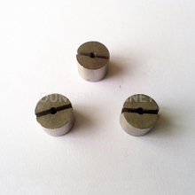 High Precision Super Strong Cylinder Shape Round Rod Sintered AlNiCo Magnet for Meters and Sensors