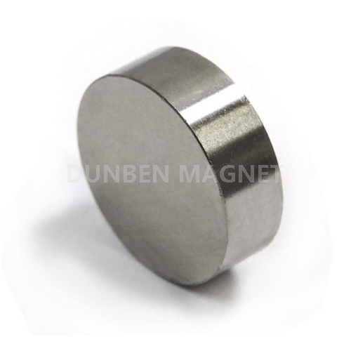 Cast AlNCo Disc Magnet and Plug Magnet