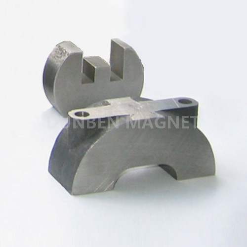 Powerful Holding Cast Alnico Magnet , Separator Magnet