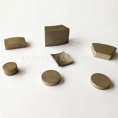 Customized Rare Earth SmCo5 Sm2co17 Magnet for Motor and Generator