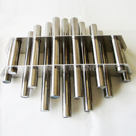 Hopper Magnets,Customized Magnetic Grates, Magnetic Girds, Representative Magnetic Hopper, Grill Magnet, Rare Earth Grate Magnet,Magnetic System Filter,Permanent Magnetic Grill
