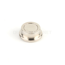 Powerful Holding Force Round Flat Neodymium Button Magnets,Neodymium Memo Magnet, metal magnetic push pins
