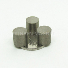 Sintered Rare Earth Permanent SmCo Disc or Cylinder Magnet
