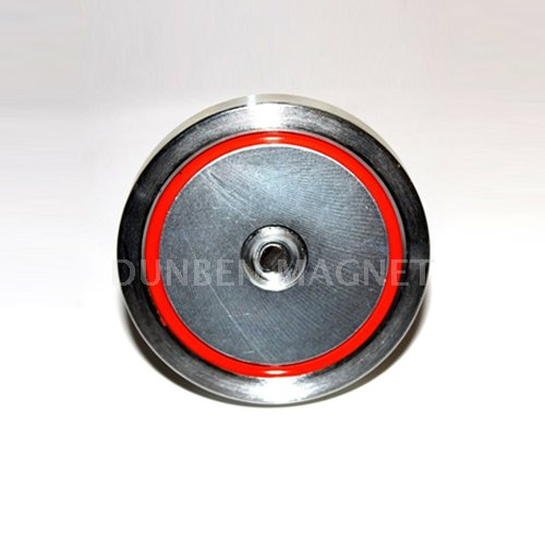 Super Strong Treasure Salvage Neodymium Magnet ,Holding & Retrieving Neodymium Search Magnet, Retrieving Neodymium Pot Magnet, Powerful Treasure Salvage Magnet